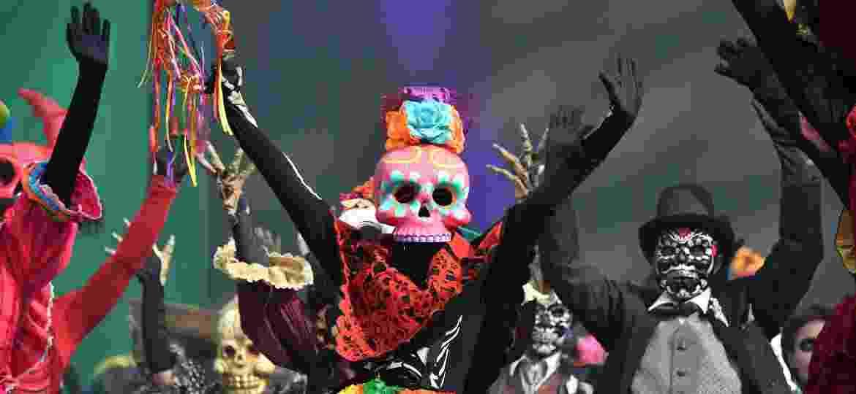 Dia de los Muertos, no México - Adobe Stock