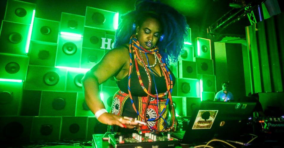 Preta Rara no Heineken Block 11/03