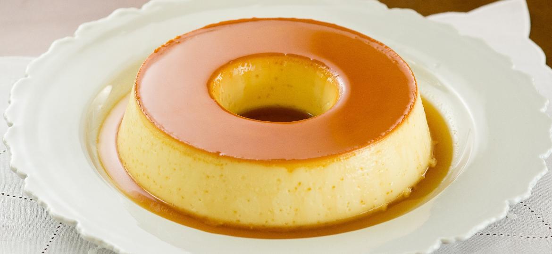 Na Fôrma de Pudim, o doce é oferecido da porção míni à grande, para a família toda - Henrique Peron/Divulgação
