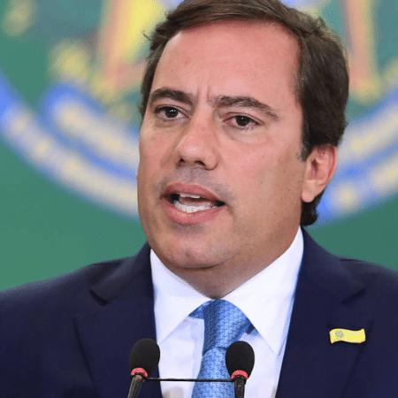 Presidente da Caixa, Pedro Guimarães - AFP