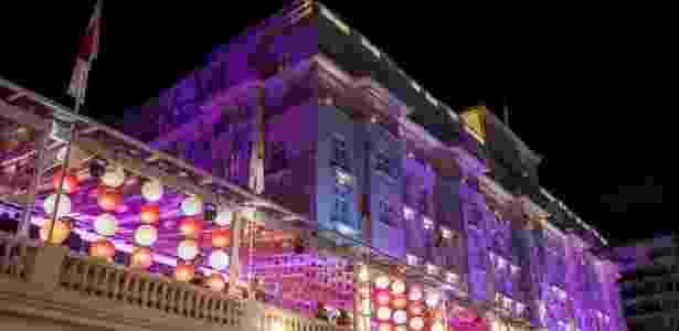 O Copacabana Palace é um dos hotéis mais luxuosos do mundo - Divulgação