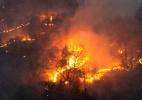 Incêndios no Pantanal registram o pior mês de julho - Divulgação/PrevFogo/MS