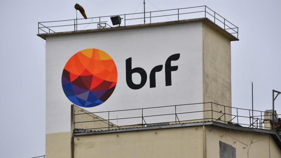 Ação da BRF chegou a subir mais de 14% no início dos negócios na Bolsa de Valores, mas desacelerou - Nelson Almeida/AFP