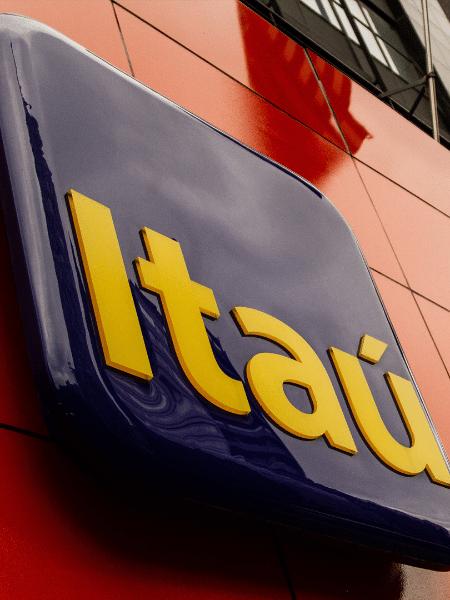 Fachada de agência do Itaú - Kevin David / A7 Press / Folhapress