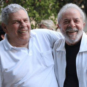 Divulgação/Twitter Lula
