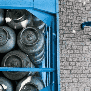Botijão de gás - Victor Moriyama/Folhapress