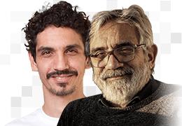 Pedro e Paulo Markun
