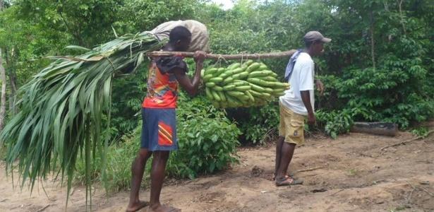 Comunidade Quilombola Iúna, na Bahia - Reprodução/Facebook Incra/BA