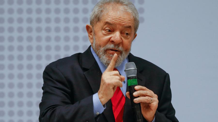 TRF-4 nega pedido da defesa de Lula por novo interrogatório em ação de terreno para instituto - Pedro Ladeira/Folhapress