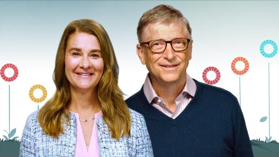 Melinda e Bill Gates - Reprodução/Gates Foundation