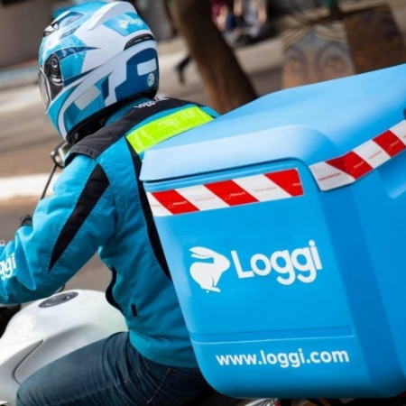 Fundada em 2013, a Loggi vinha dobrando os volumes de entregas ano a ano - Divulgação