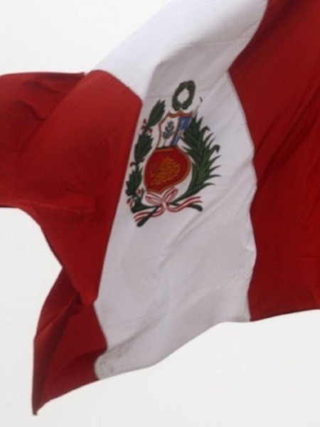 Bandeira do Peru - AFP