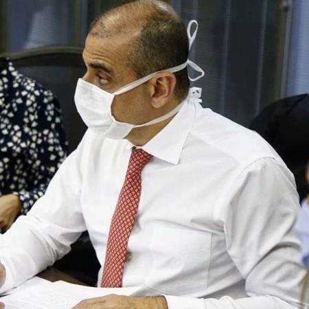 Edmar Santos disse ter alertado o governador sobre ilegalidade da medida - Reprodução/Facebook