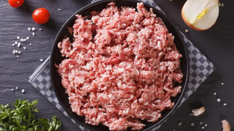 A carne moída é uma espécie de coringa na cozinha - Getty Images/iStockphoto