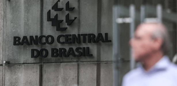 Símbolo do Banco Central; funcionários da instituição estão entre elite do funcionalismo - Rahel Patrasso/Xinhua