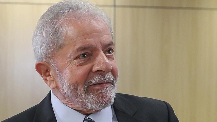 A força-tarefa da Operação Lava Jato havia pedido que o petista fosse para o semiaberto - Ricardo Stuckert/Instituto Lula