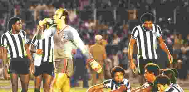 São Paulo foi campeão nos pênaltis em março de 1978 pelo Brasileiro de 1977 - Arquivo Histórico SPFC - Arquivo Histórico SPFC
