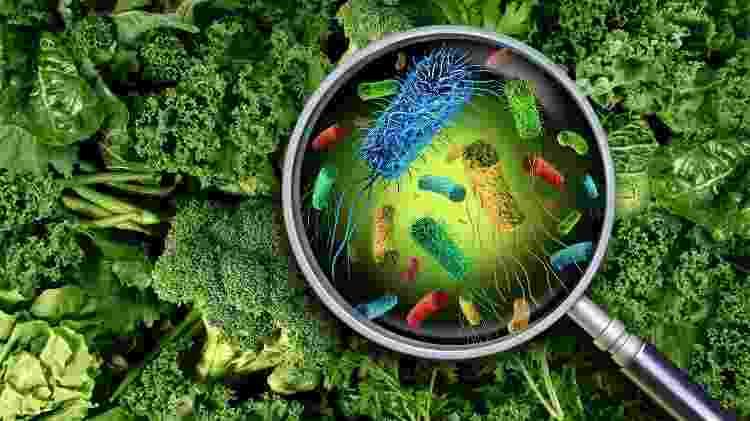 Manter alimentos em temperaturas não adequadas pode gerar o surgimento de bactérias - Getty Images/iStockphoto