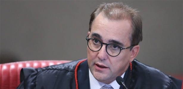 Admar Gonzaga, novo ministro do TSE