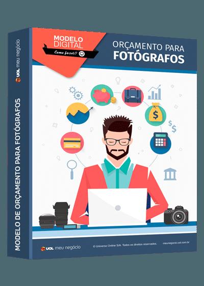 Modelo de Orçamento para Fotógrafos