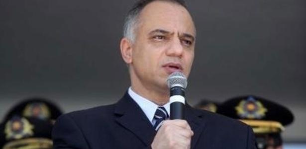 Roberto Sá, secretário de Segurança do RJ
