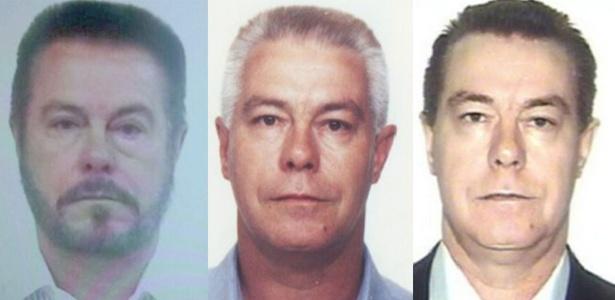 Traficante Luiz Carlos da Rocha, o Cabeça Branca, que mudou de rosto para fugir - Divulgação/PF