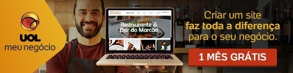 Criador de Sites - Crie seu site em minutos