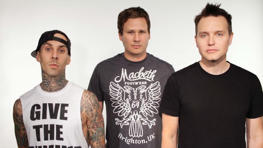 Banda Blink 182 - Divulgação