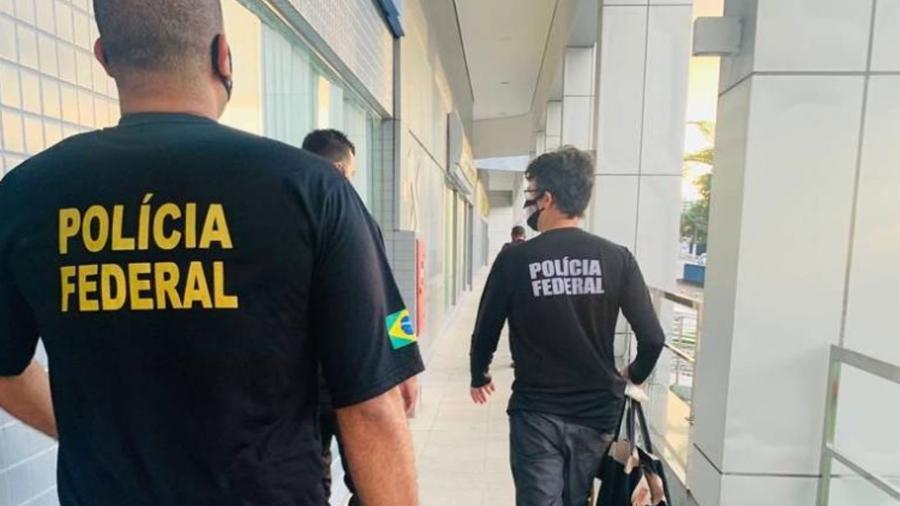 Segundo a PF, o biológo russo já havia sido preso ao menostrês vezes com animais brasileiros - Divulgação/Polícia Federal