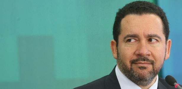 O ministro do Planejamento, Dyogo Oliveira, falou após reunião com o presidente Michel Temer
