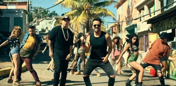 """Cena do clipe de """"Despacito"""", de Luis Fonsi com Daddy Yankee"""