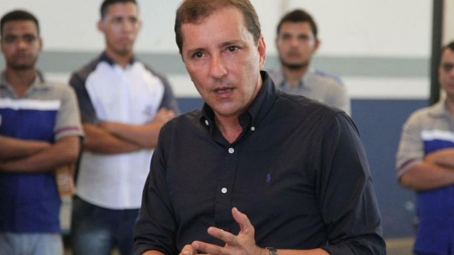 Hildon Chaves falou que capital de Rondônia não tem mais leitos de UTI para pacientes da covid-19 - Reprodução