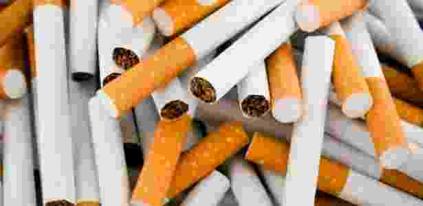 Cigarro, fumo, tabagismo, maço - iStock - iStock