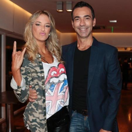 Cesar Tralli e Ticiane Pinheiro - Rafael Cusato/Brazil News