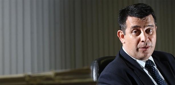 Leandro Daiello Coimbra, diretor-geral da Polícia Federal
