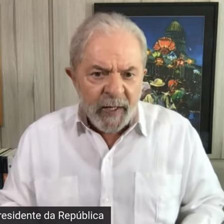 Ex-presidente Lula, em entrevista ao UOL - UOL