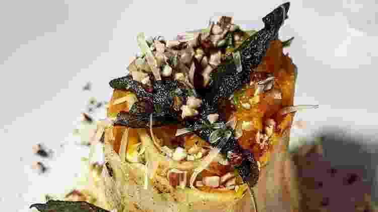 Receita de massa fresca do chef Leonardo Abreu - Reprodução/@leeooabreu