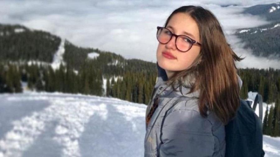 Isabele Guimarães morreu aos 14 anos, em 12 de julho, após disparo feito por sua amiga em Cuiabá (MT) - Arquivo Pessoal