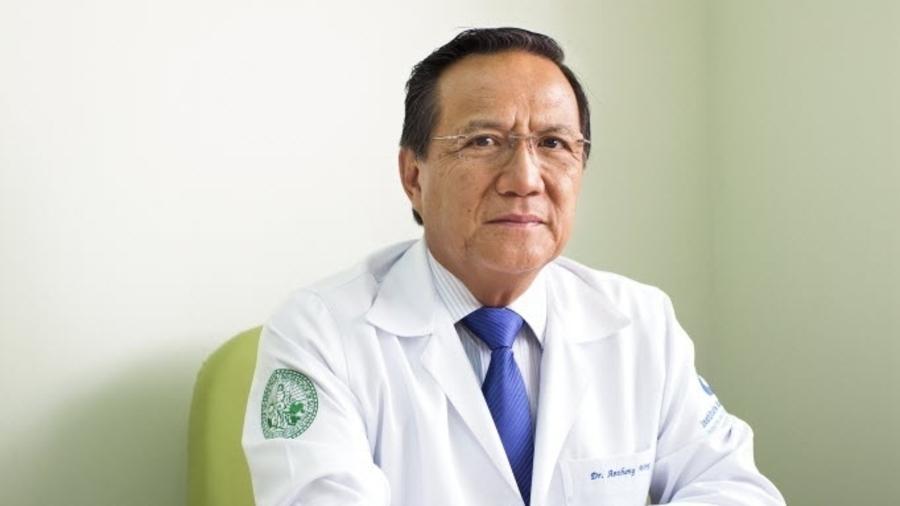 Anthony Wong era pediatra, toxicologista e professor da USP (Universidade de São Paulo). Ele foi internado com covid-19 em novembro de 2020 e morreu no dia 15 de janeiro deste ano - Olga Lysloff/Folhapress
