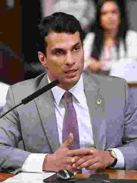 senador Irajá Silvestre Filho - Jefferson Rudy/Agência Senado
