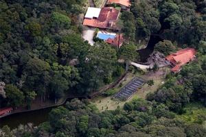 O sítio em Atibaia frequentado por Lula
