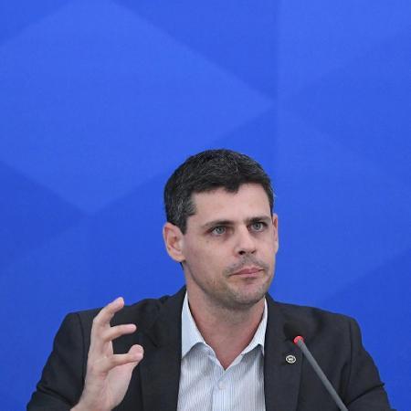 """Funchal já afirmou que, ao contrário do que ocorreu em 2020, a ideia agora é voltar à receita """"normal"""" -  Edu Andrade/Ascom/ME"""