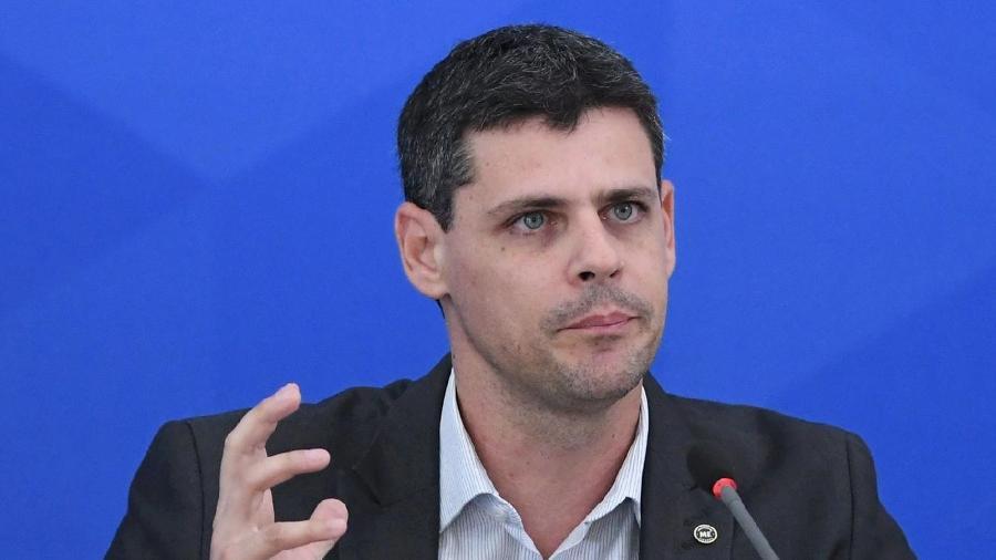 Secretario do Tesouro Nacional, Bruno Funchal -  Edu Andrade/Ascom/ME