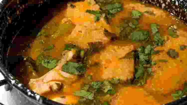 A tradicional sopa de cação alentejana - Divulgação