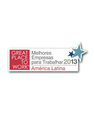 Great Place to Work - América Latina - 2013