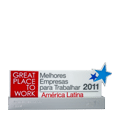 Great Place to Work - América Latina - 2011