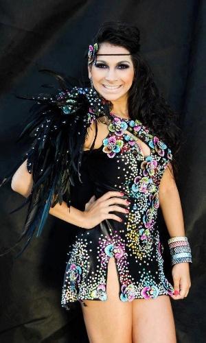 Aline Oliveira - Rainha da Mocidade Alegre