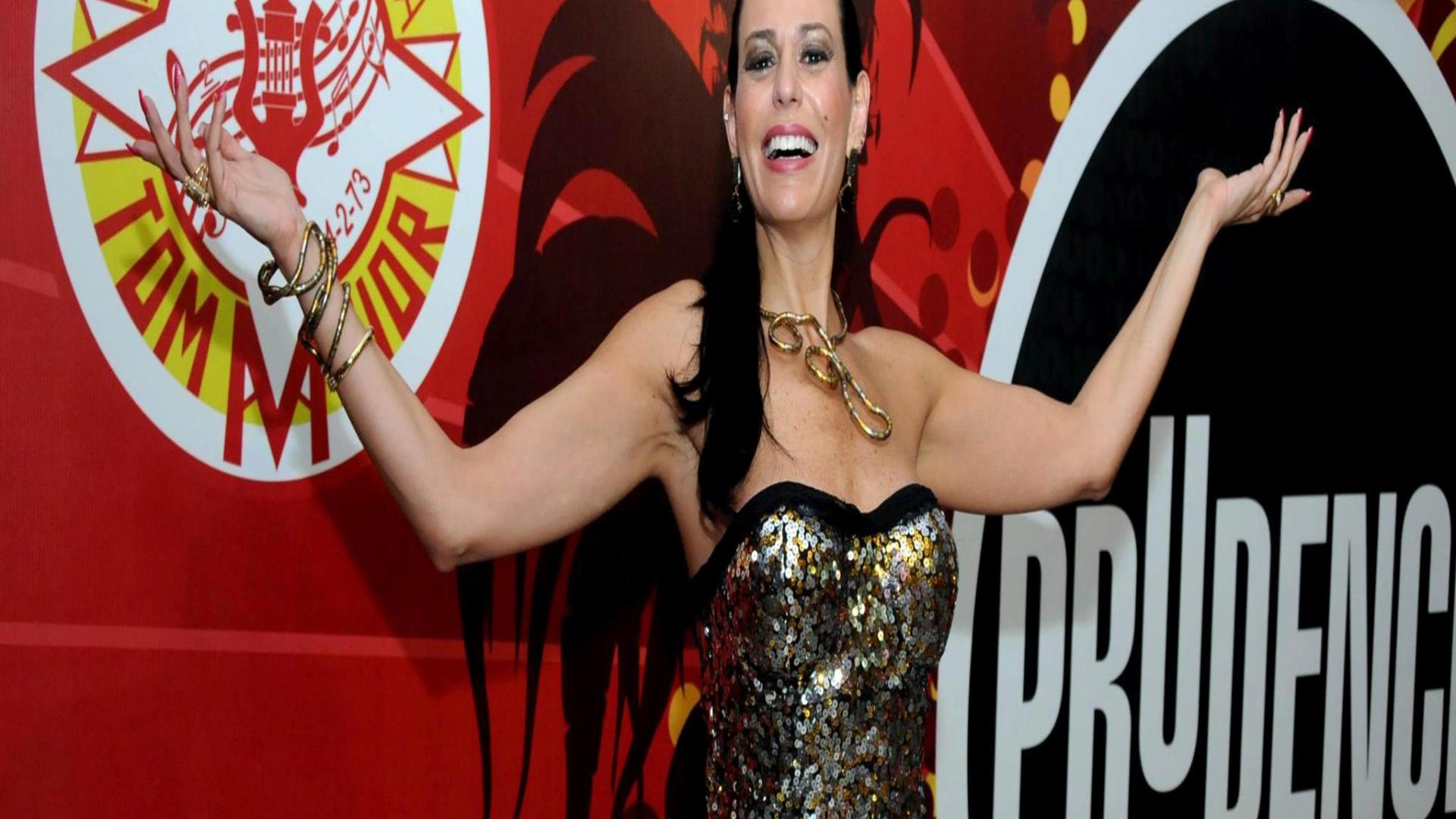 A empresária Cozete Gomes será destaque da Tom Maior e da Unidos da Tijuca