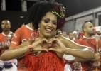 """Rainha das Rainhas, Simone Sampaio se diz """"uma célula do Carnaval"""" - Léo Franco/AgNews"""
