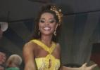 Juliana Alves participa do último ensaio técnico da Unidos da Tijuca